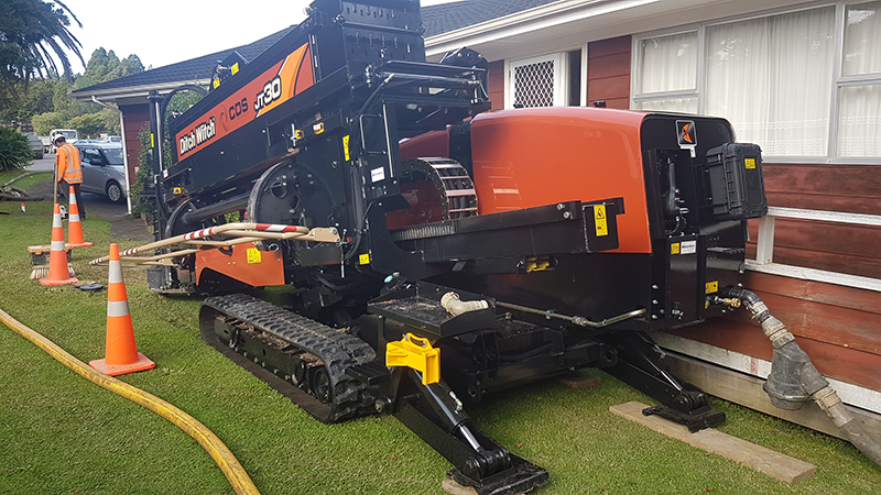 Ditchwitch JT30 directional drill